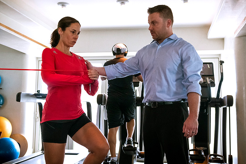 At USA Sports Therapy, our Physical Therapists are certified in Orthopedic Physical Therapy. Our skilled interventions include joint mobilization/manipulation, manual therapy, ultrasound, electrical stimulation and more!