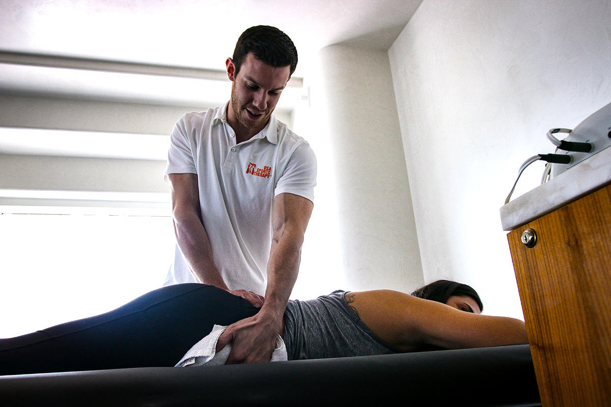 The manual therapy skills of the professionals at USA Sports Therapy are unmatched anywhere else! They are experts in neck, spine, and extremities joint mobilization techniques. Visit one of our locations in South Florida.