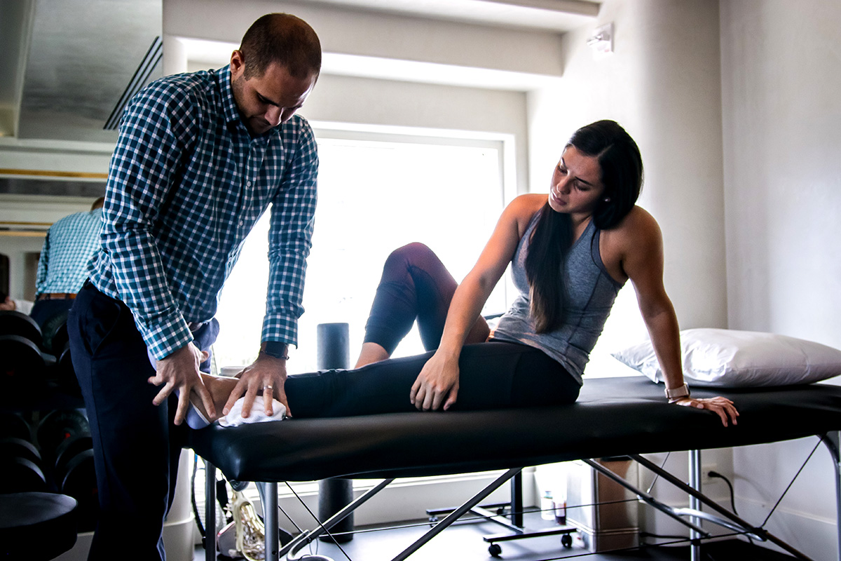 The benefits of manual therapy, when combined with exercises, provide the greatest environment for healing. Experience the benefits of manual therapy at USA Sports Therapy | Miami. Contact us to book an appointment at 305.239.9493.