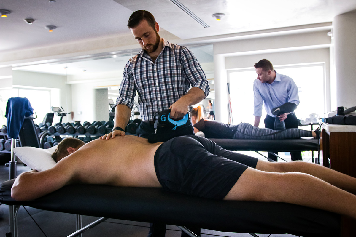 We have the top physical therapists and Chiropractors in the South Florida area! Come experience the difference at USA Sports Therapy | Miami and feel better today.